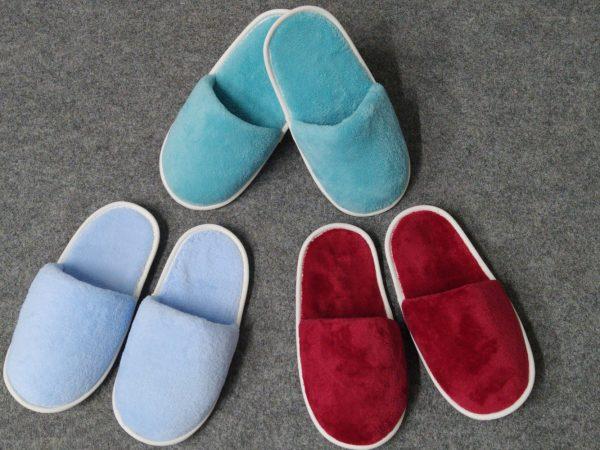 Pack de 3 pares de chinelos