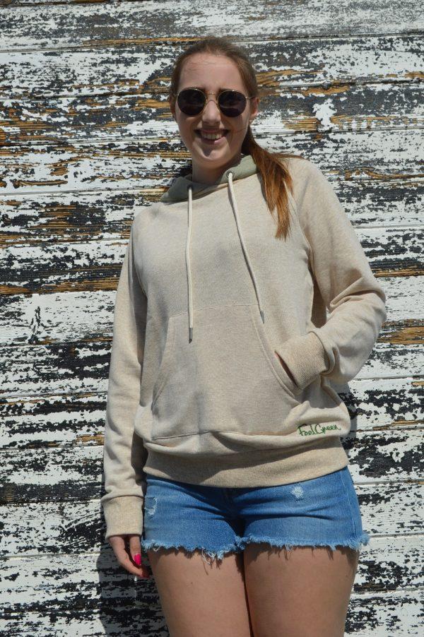 hoodie feminino nature