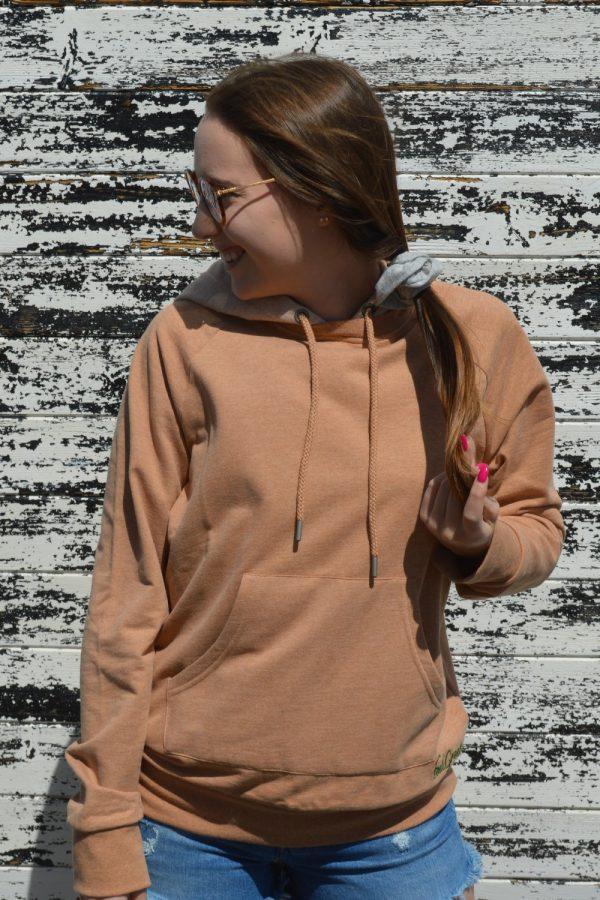 hoodie feminino brandy