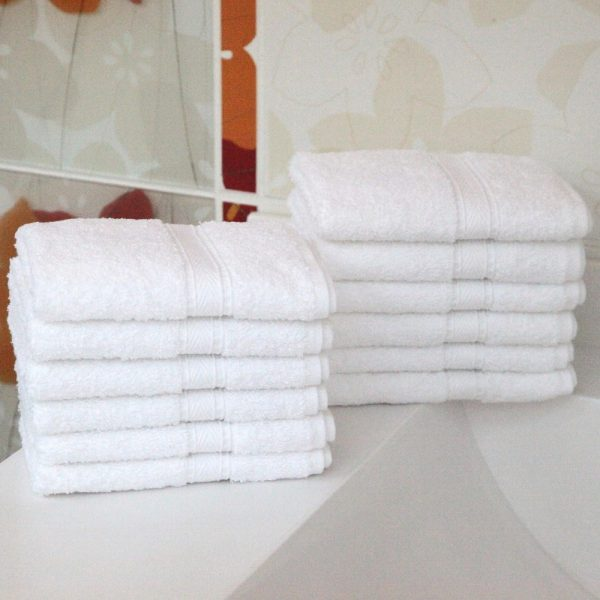 Spa Terry Face Towel