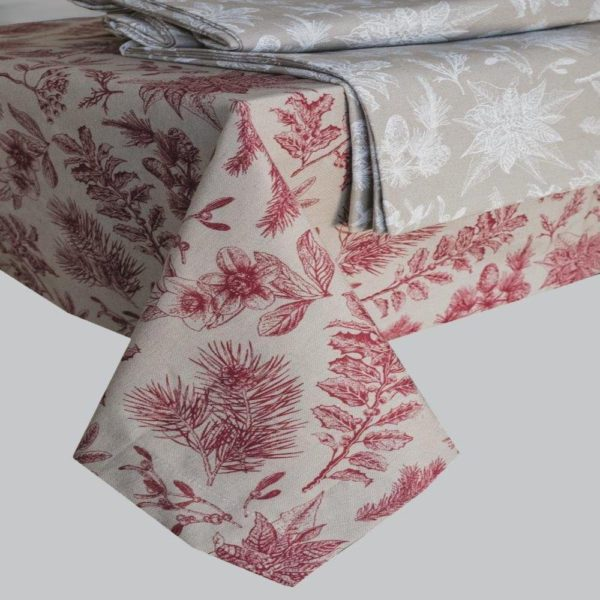 Printed Twill Tablecloth